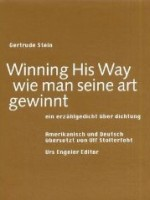 Winning his Way. wie man seine art gewinnt.